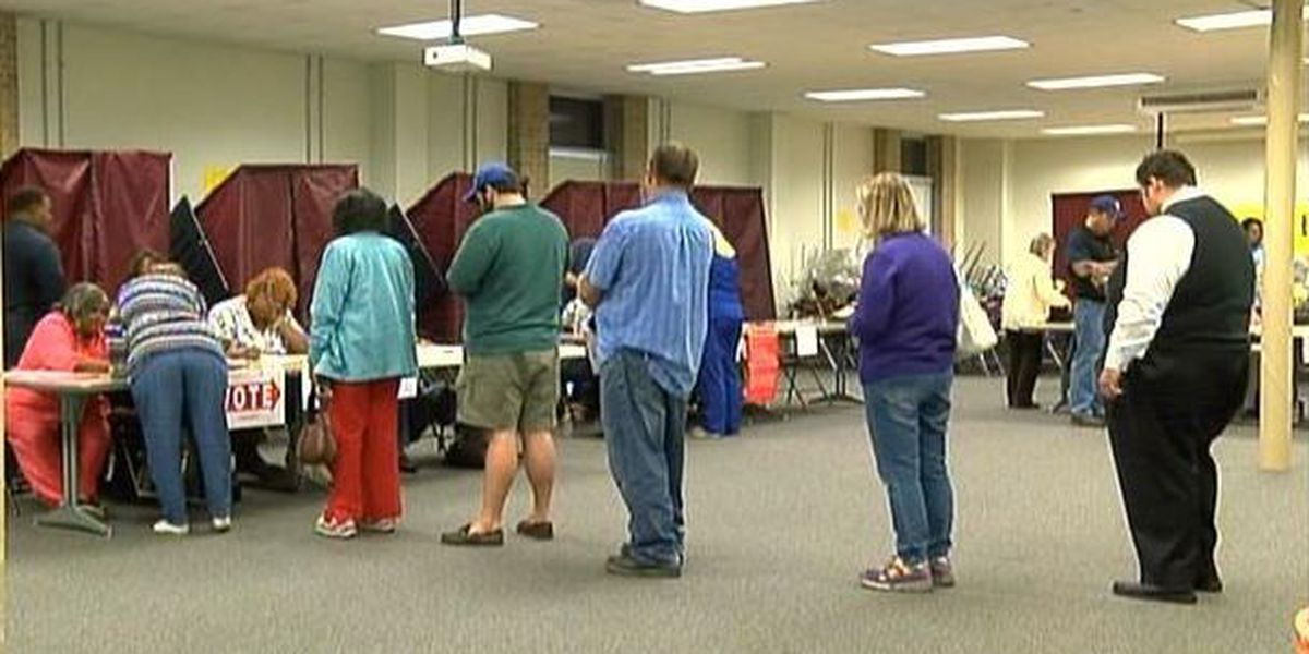 Poll problems: Machine malfunctions reported in Caddo, Bossier