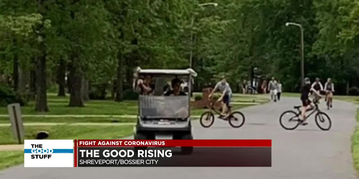 The Good Stuff: The good in people rises during fight against COVID-19