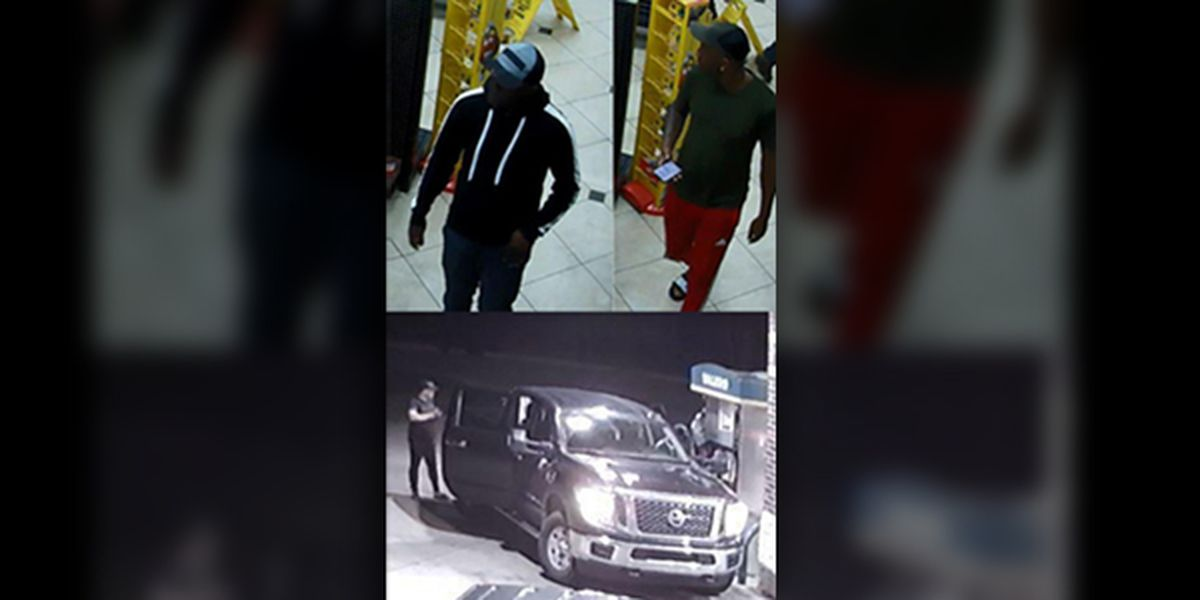 Harrison County officials searching for suspects who stole about 500 gallons of fuel from gas station