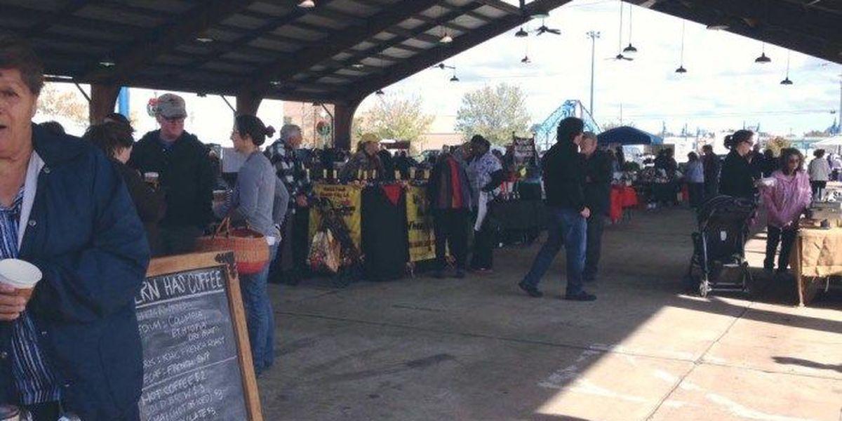ArkLaTex farmers markets
