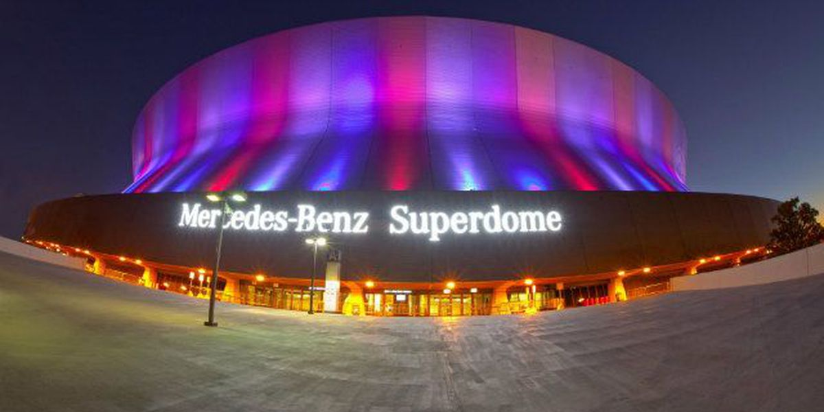 Lawmakers approve bonds for Superdome renovation