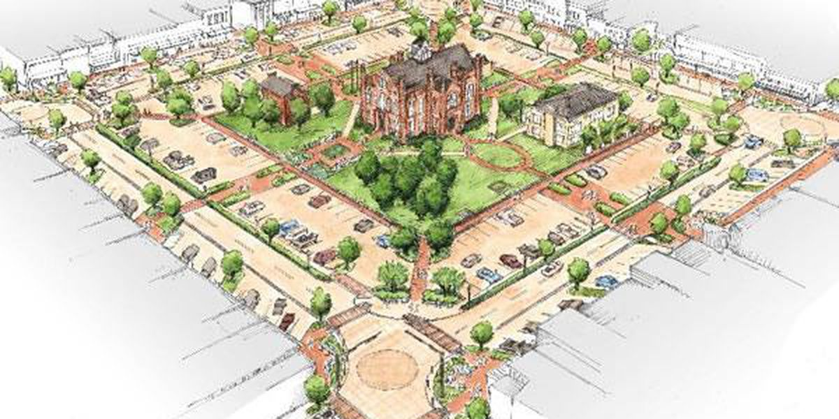 Downtown Center to undergo major 'streetscape' renovation