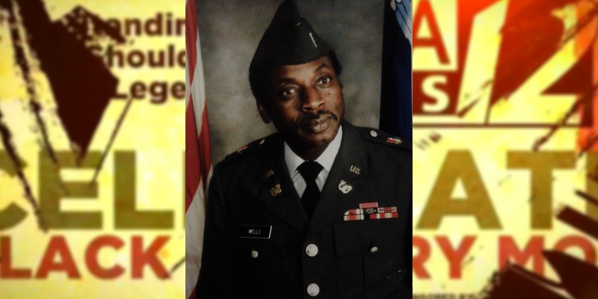 Retired Army musician encourages youth to pursue education