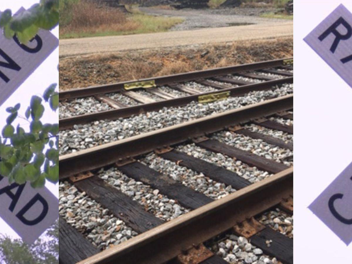 Minden man dies when train strikes pickup stopped on railroad tracks