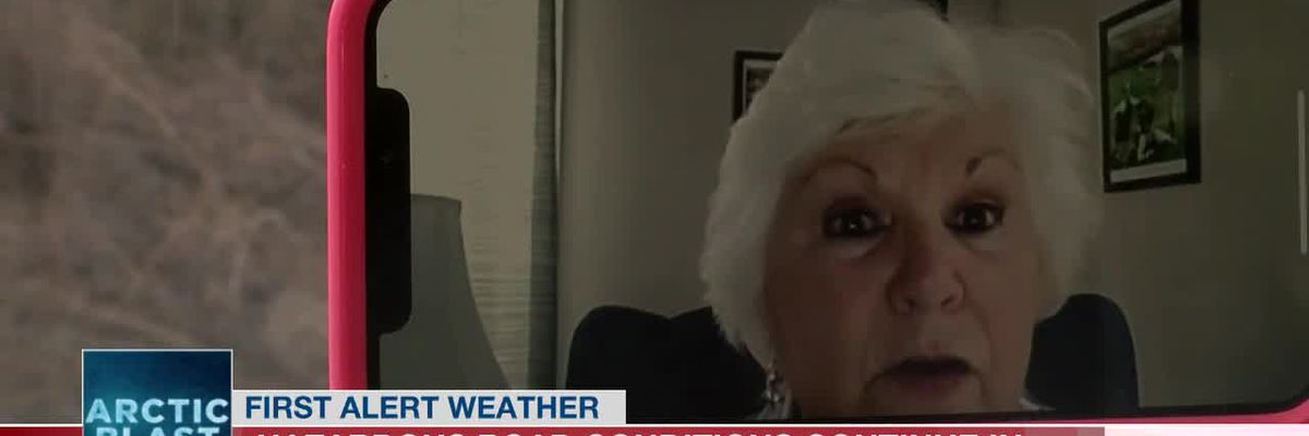 DEEP FREEZE: East Texans coping with back-to-back winter storms