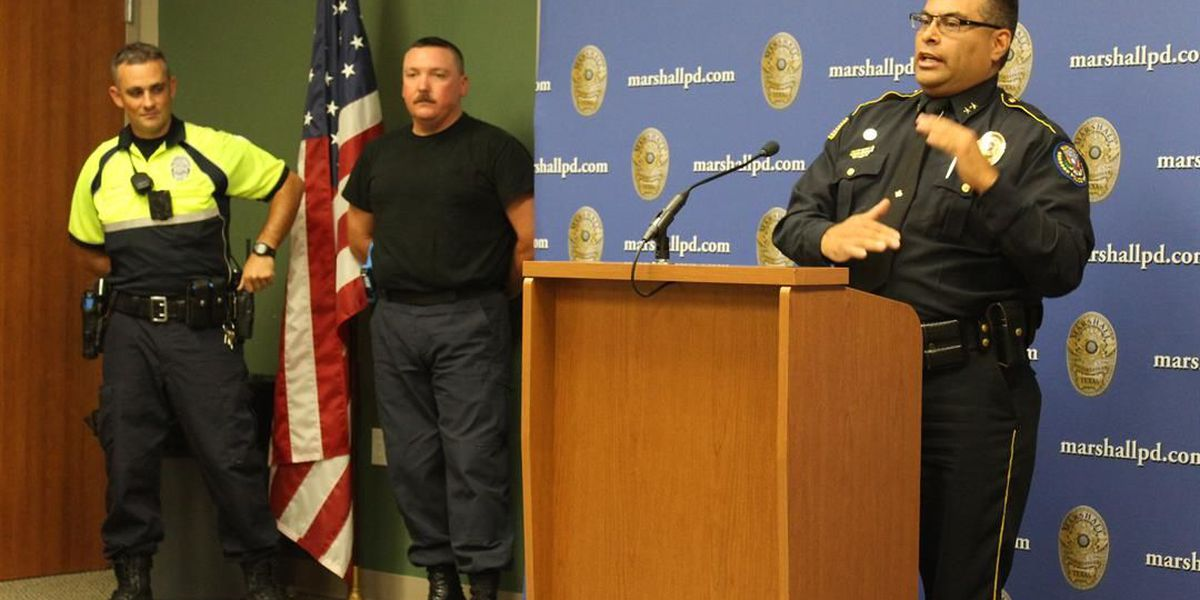 Marshall, TX PD holds third annual media day event
