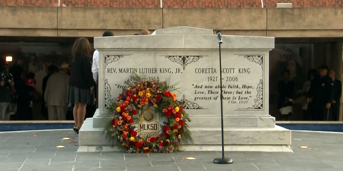 MLK national park to reopen during government shutdown