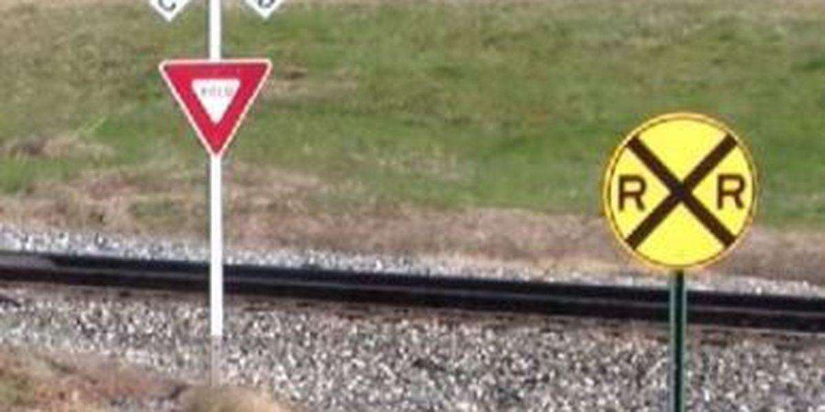 Train kills man as he walks on railway tracks in Texarkana, TX