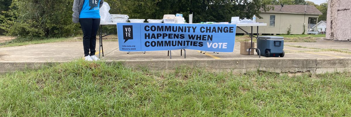 Organizations host information drives for Vote Early Day