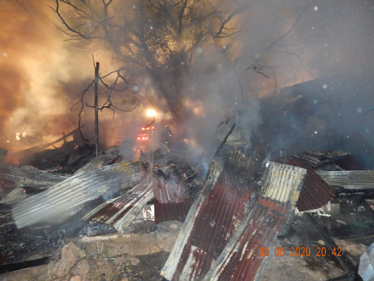 Sabine Parish official releases name of victim in fatal fire