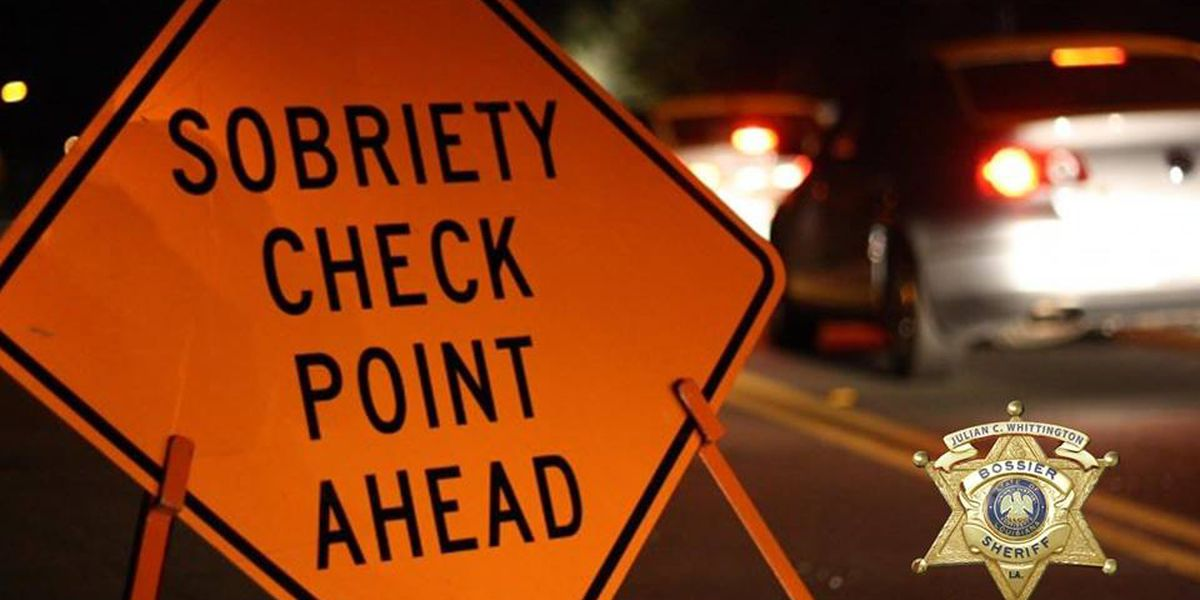 BPSO to set up sobriety checkpoint on Saturday