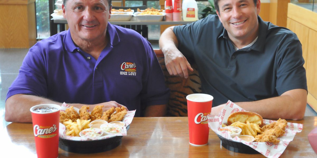 Raising Cane's to offer buy one, get on free combos to celebrate LSU's CFP National Championship victory