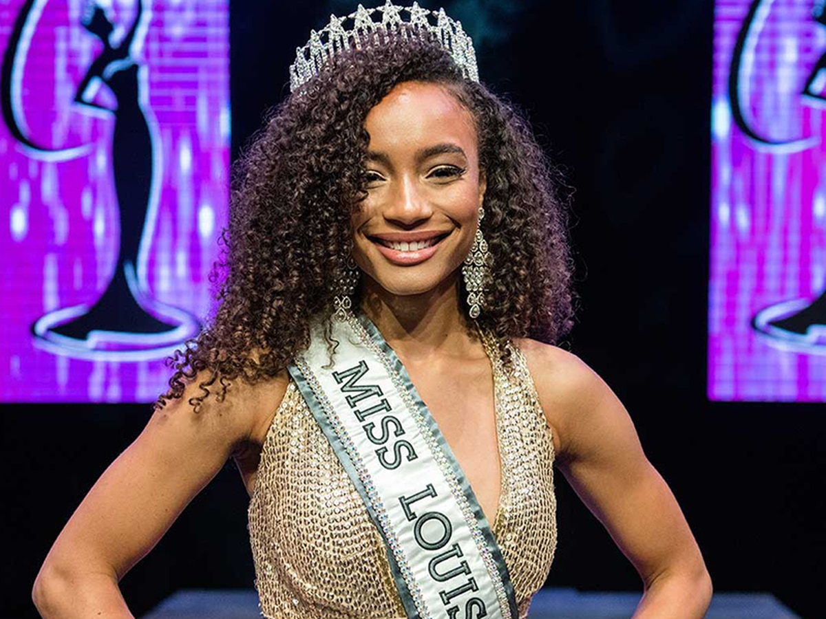 Zachary native, Southern University alumna crowned Miss Louisiana USA 2020