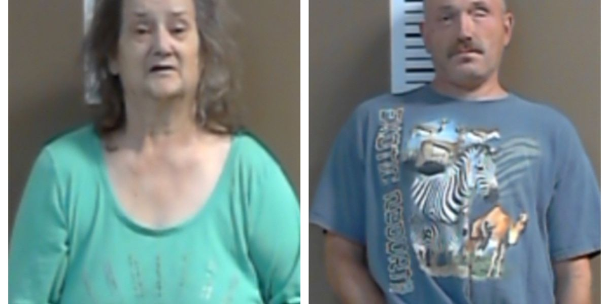 ETX couple arrested after dog found hanging from porch