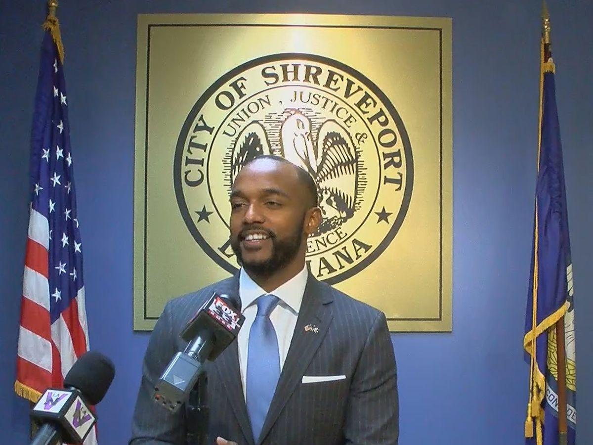 Mayor Perkins fires Shreveport director of public works