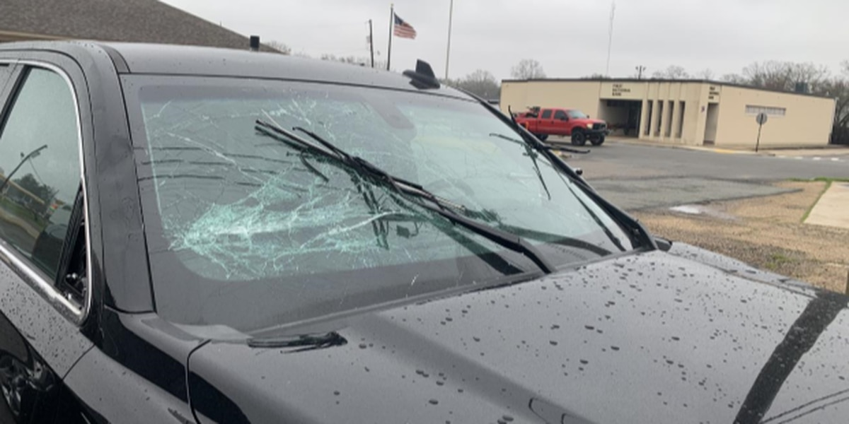Benton police officer shocked while stopping driver