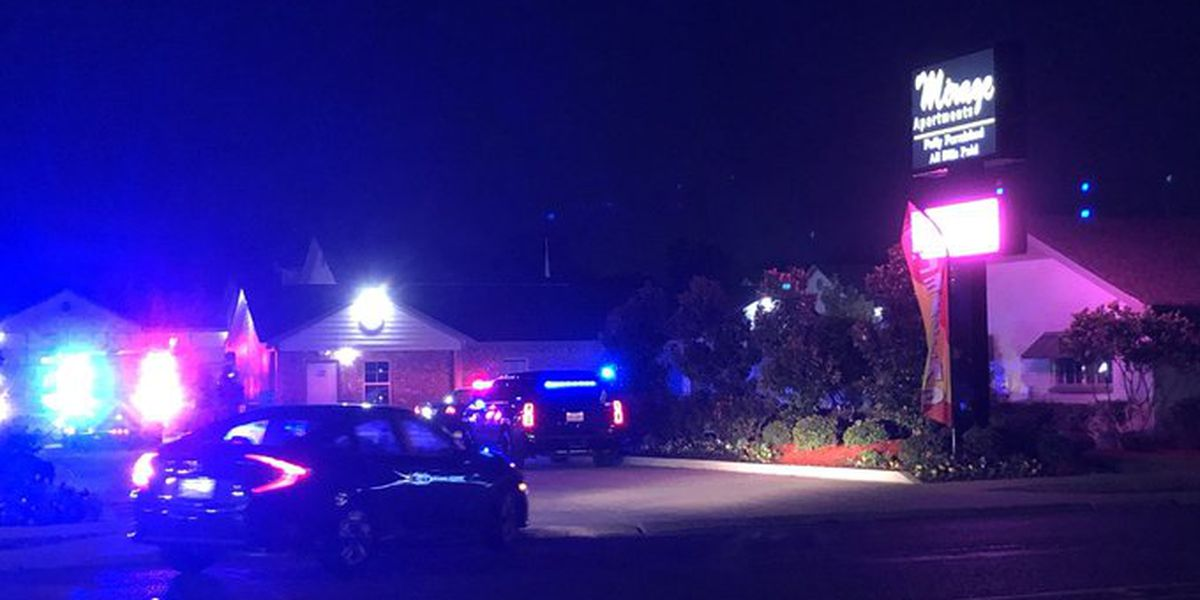 2 dead after shooting at Bossier City apartment complex