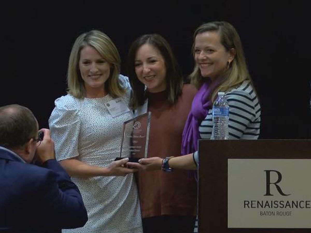 KSLA anchor recognized with statewide award for Miracle Monday reports