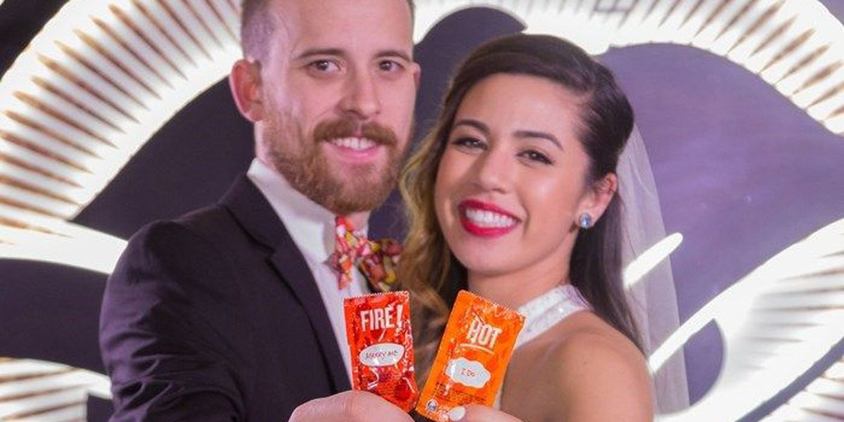 $600 weddings available at Taco Bell, starting Summer 2017