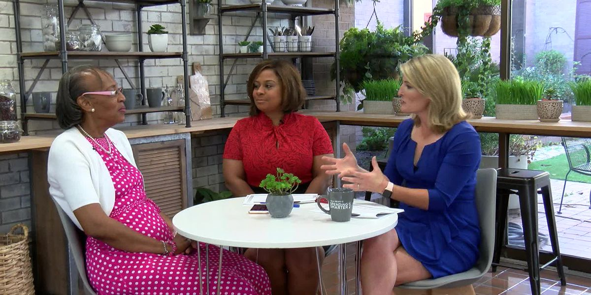 KSLA Cafe': Breast Cancer Awareness Month