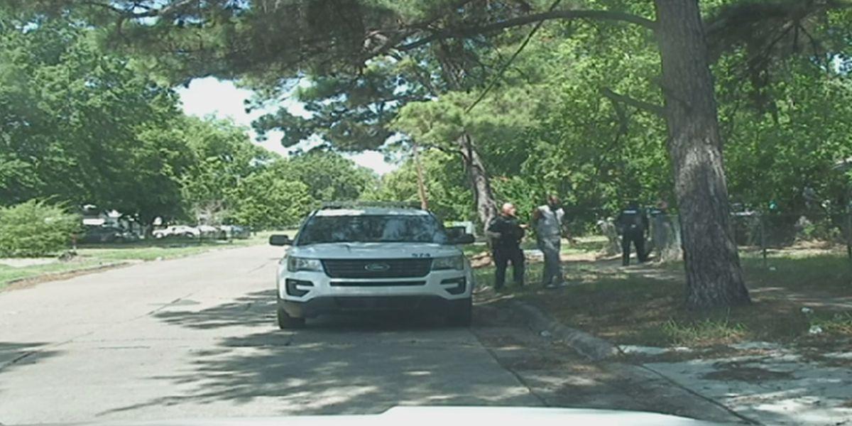 Dramatic dash cam video shows fatal shooting by deputy city marshal