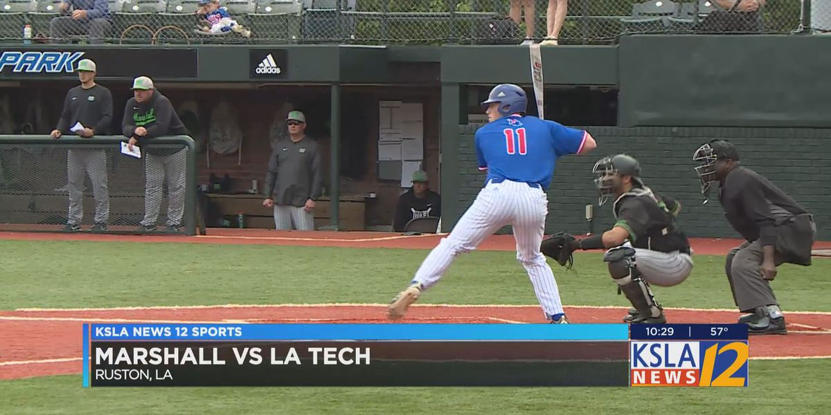 LA Tech bounces back and defeats Marshall in Game 2, 19-6