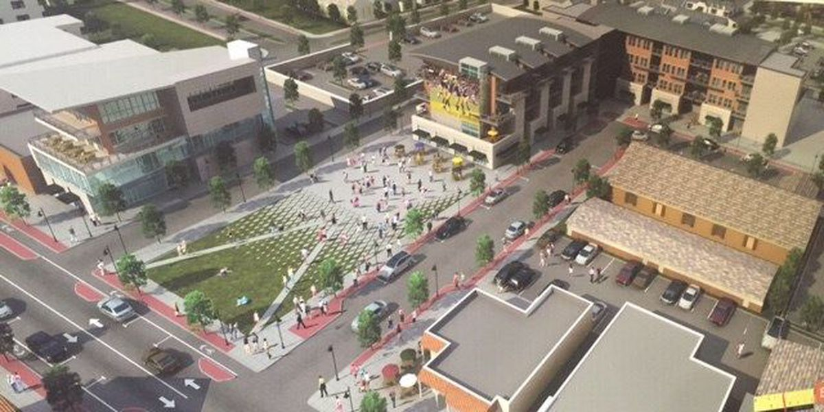 Bossier City approves additional $3.5M to redevelop downtown