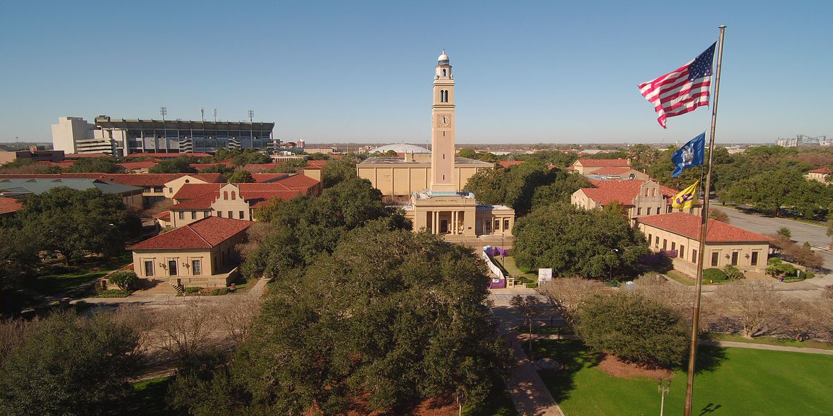 New COVID-19 cases reported by LSU, officials report
