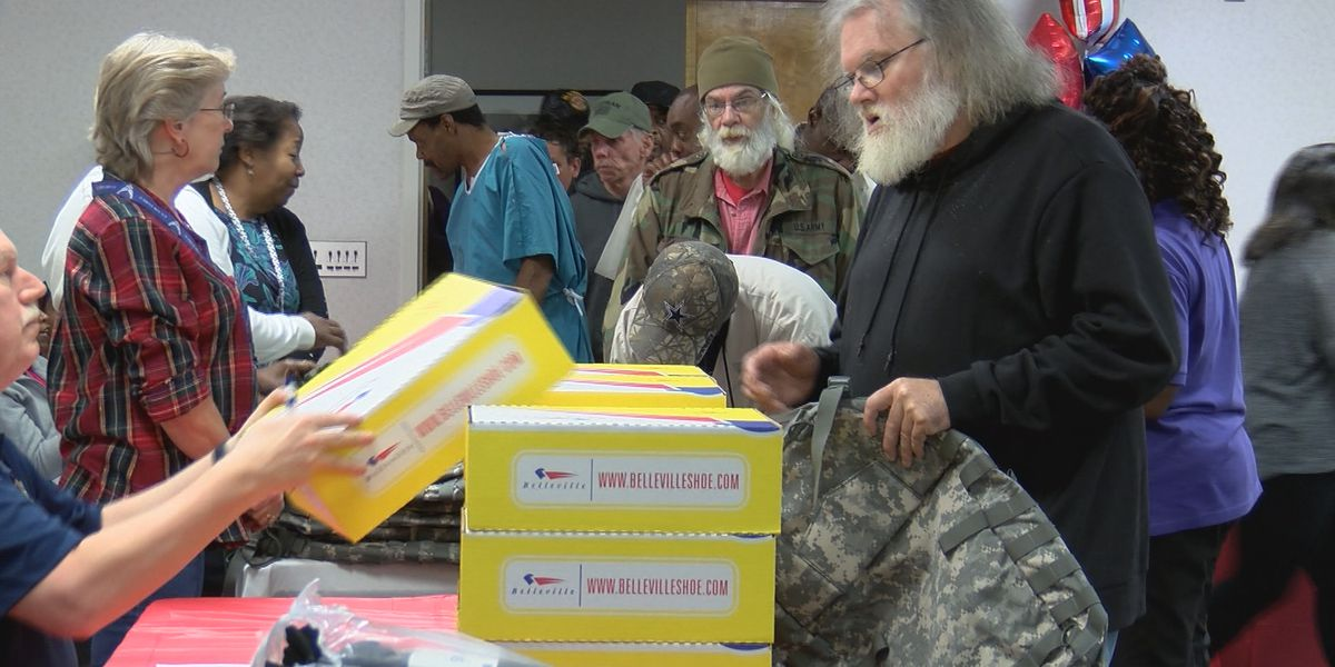 OBVAMC Homeless Programs helps veterans 'gear up' for winter