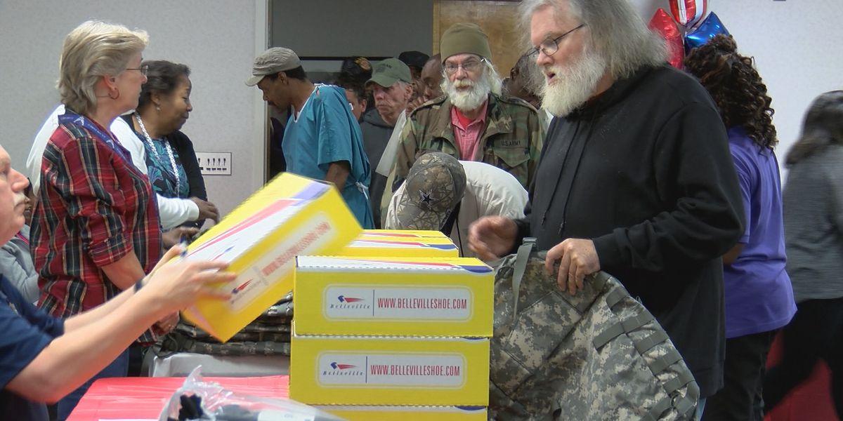 OBVAMC Homeless Programs helps veterans 'gear up' for winter