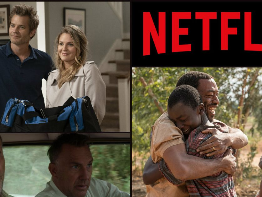 Netflix: What's coming and going in March