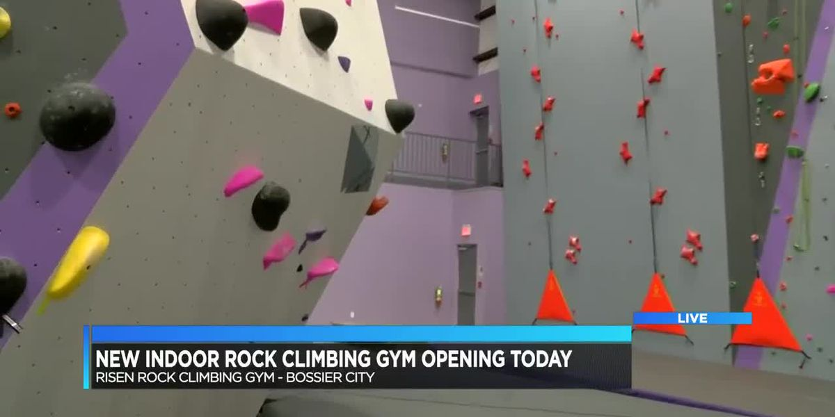 Climbers find fun at new gym in Bossier City