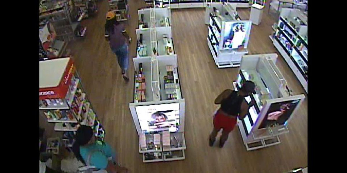 Bossier detectives seek to identify trio of suspected thieves