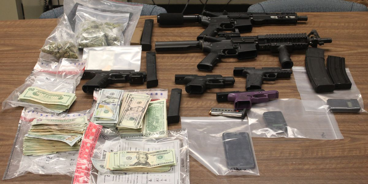 3 arrested in drug bust at Fern Ave. apartment complex
