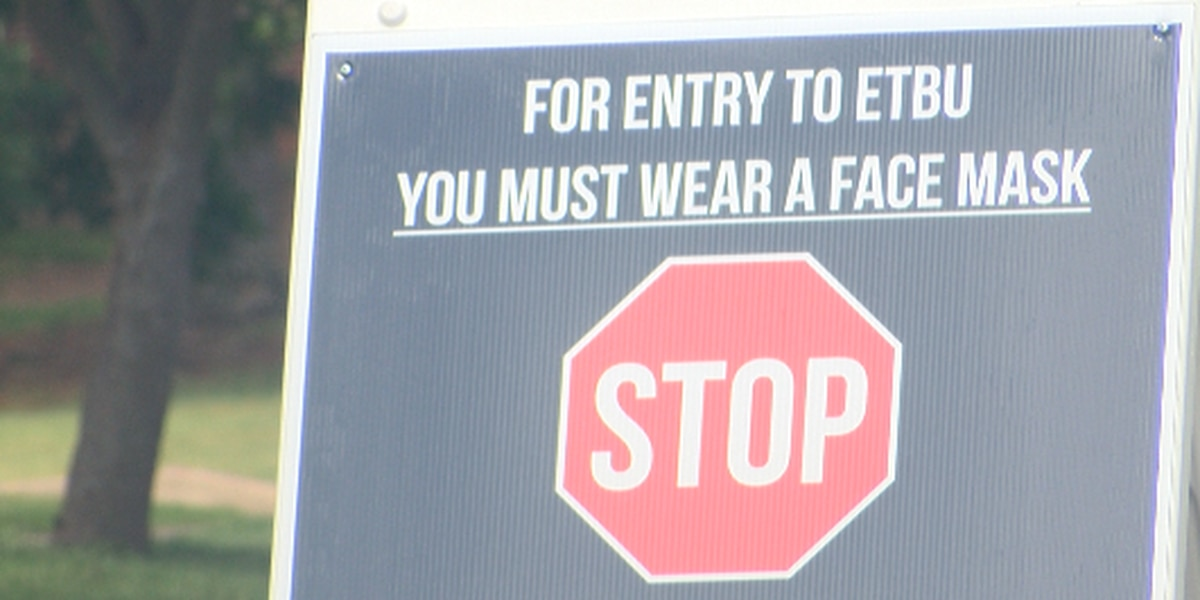 As coronavirus cases rise again, an East Texas college prepares to welcome students back this fall