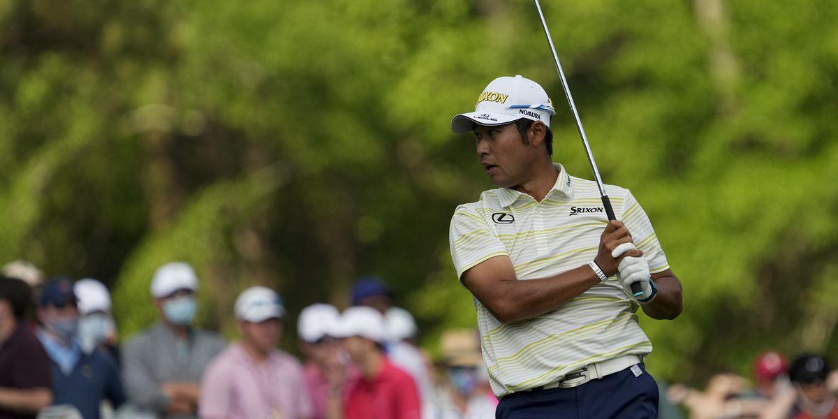 Hideki Matsuyama becomes first Japanese in Masters green jacket