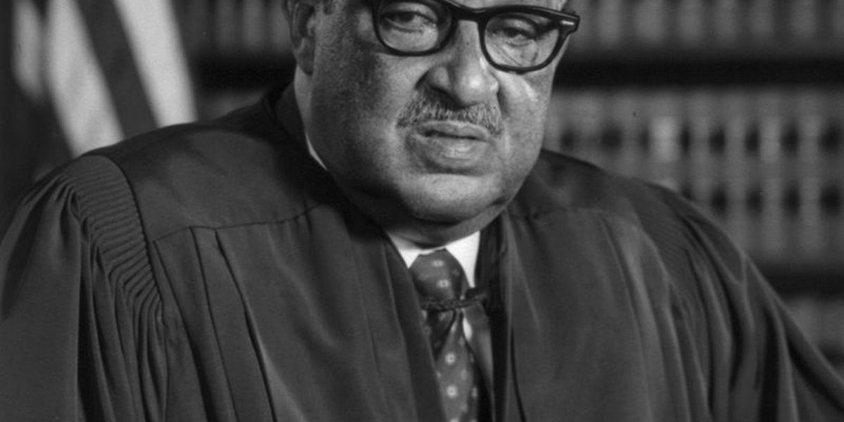 Black History Moment: Thurgood Marshall