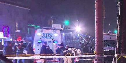Suspect charged with murder in NY friendly fire police death