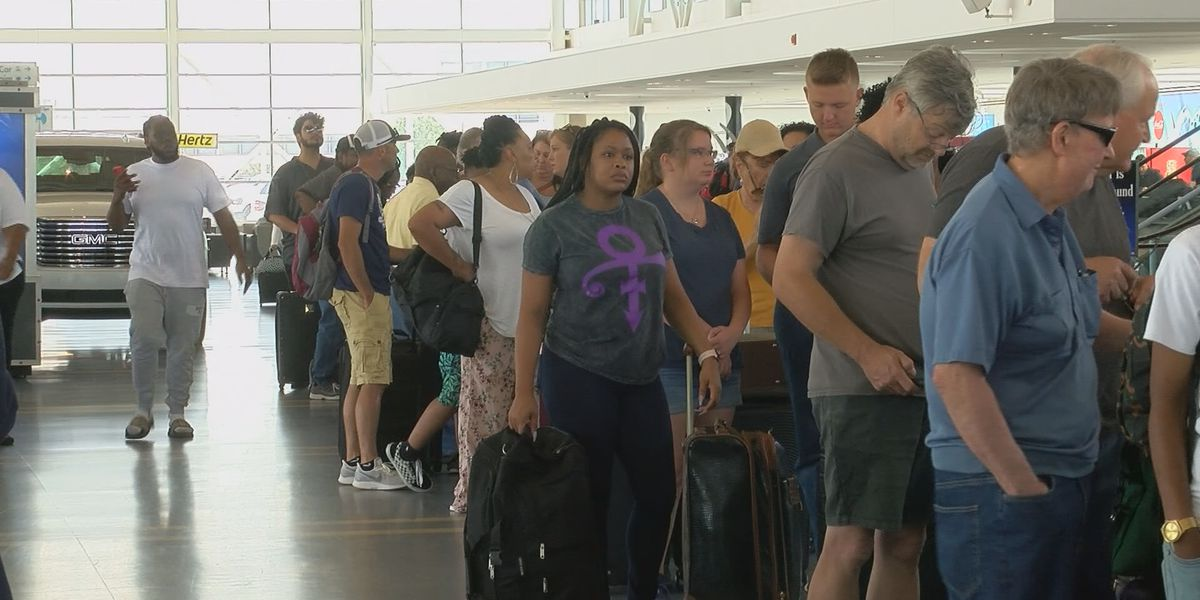 Shreveport airport sees record passenger growth in '19