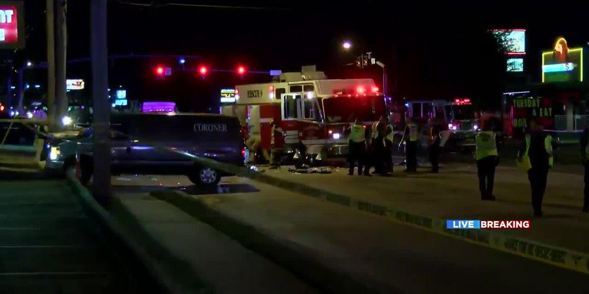 Coroner identifies 2 women killed in head-on collision