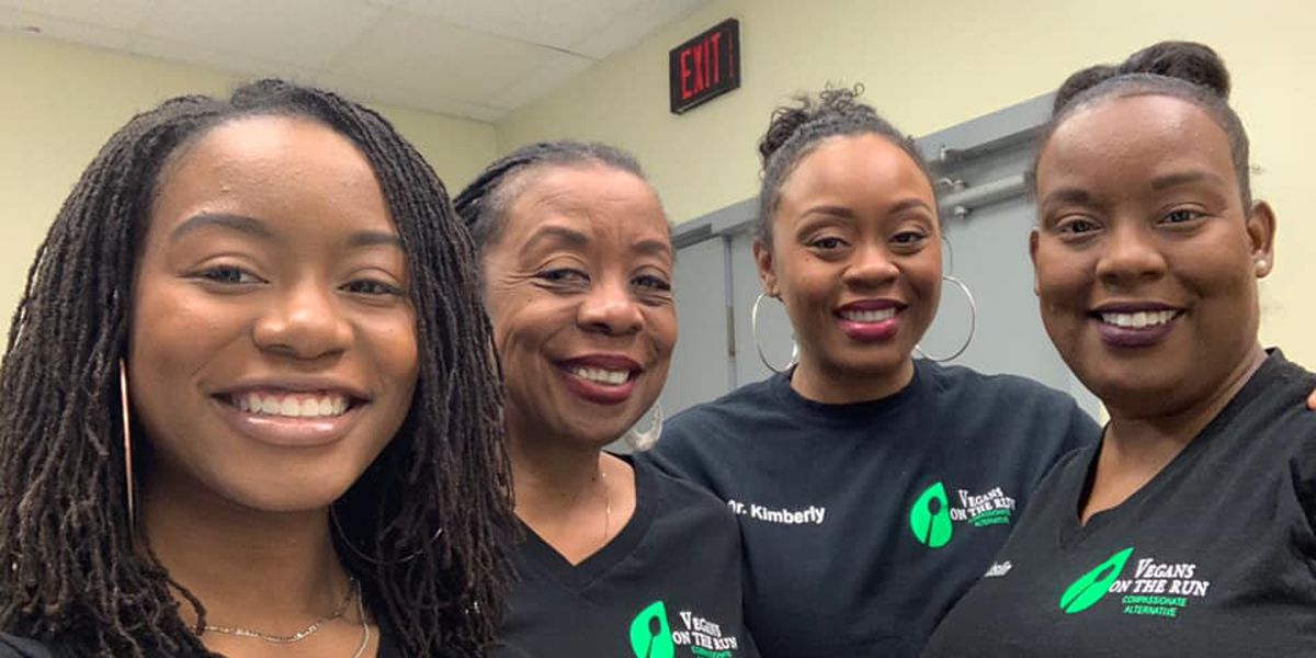 BLACK HISTORY MOMENTS: Local family serves up traditional meals with a vegan twist