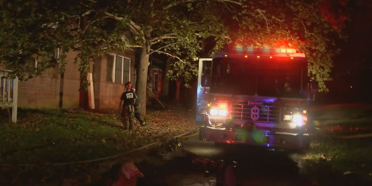 Queensborough house heavily damaged by fire