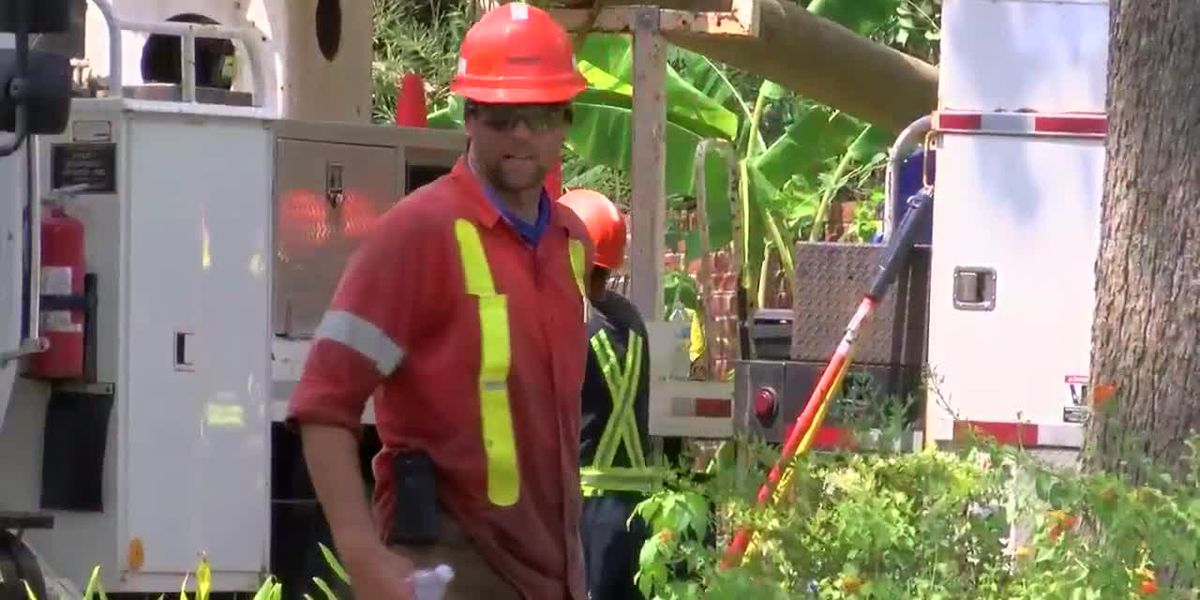 Service to be restored a day sooner than initially projected, SWEPCO says