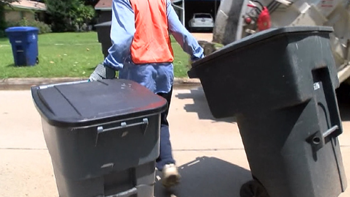 Shreveport's proposed $7 trash fee could approved Tuesday