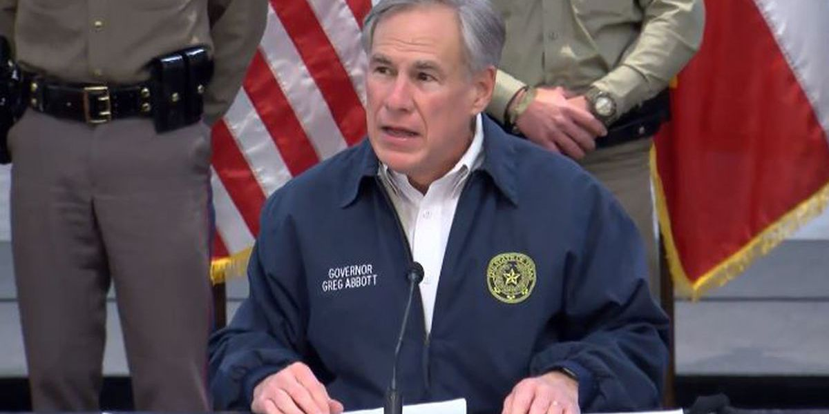 Gov. Abbott prioritizes electricity, local support, food stability, refinery repairs