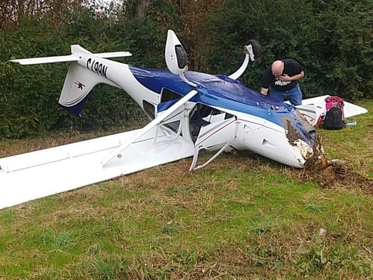 DPS: Mechanical issues cause plane crash in Shelby County
