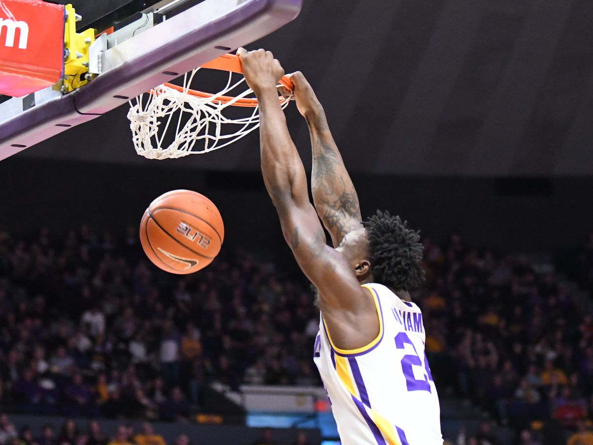 LSU basketball ranked in preseason AP poll