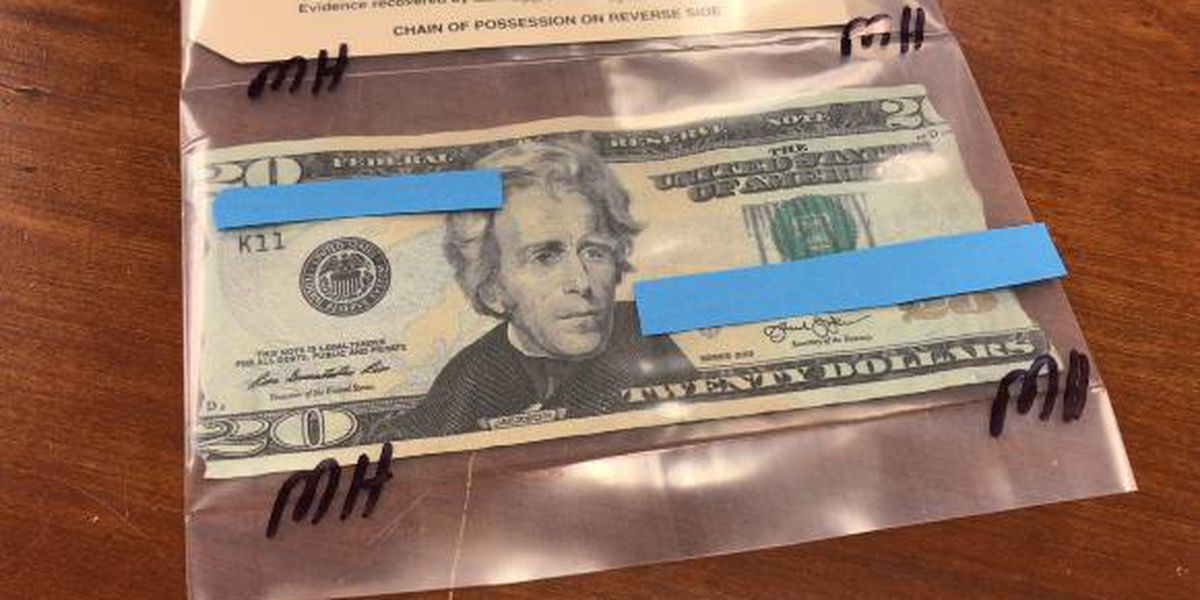 More details released about Hallsville counterfeiting arrest