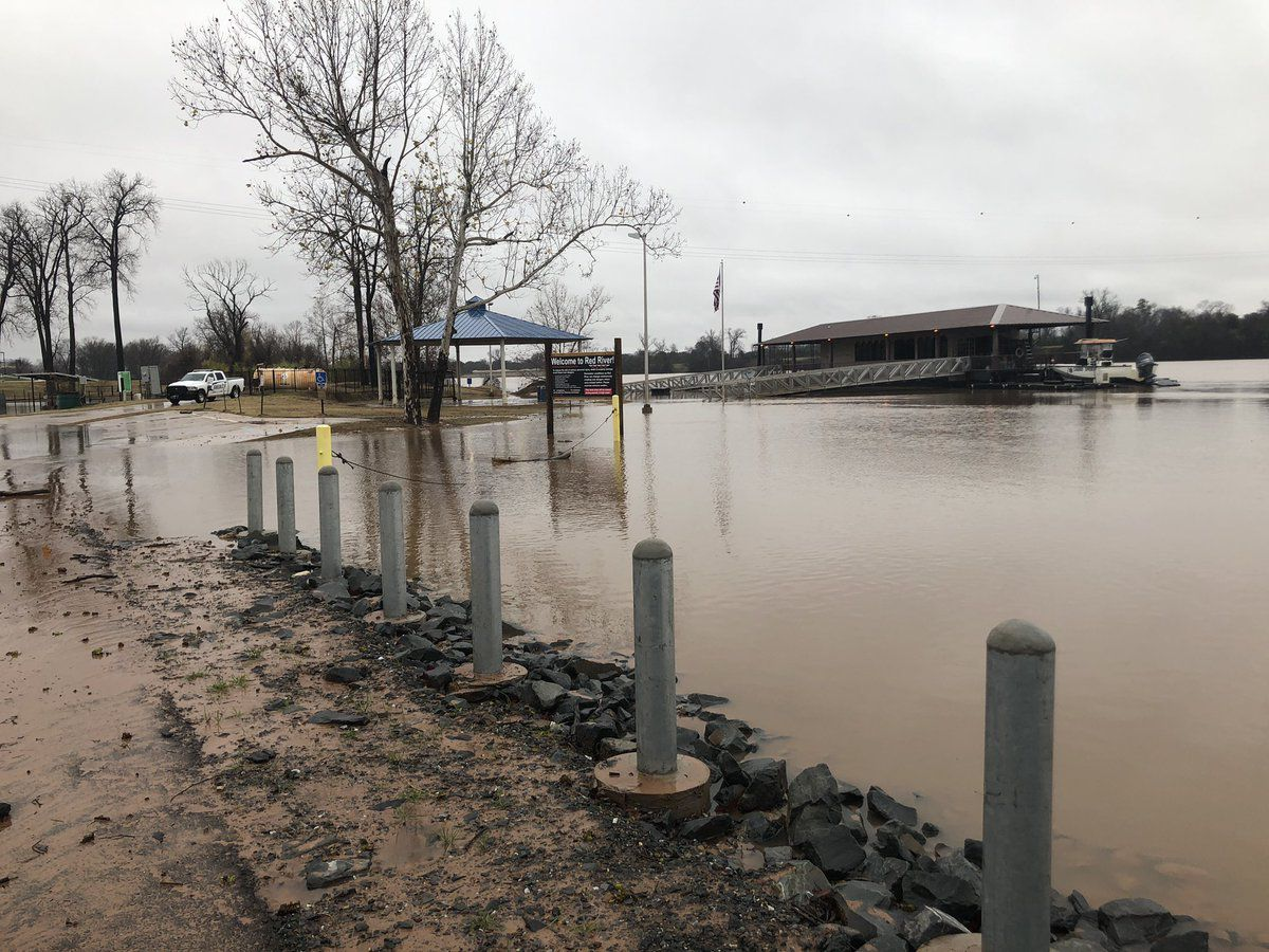 Caddo Parish First Responders host meeting on weather, water levels