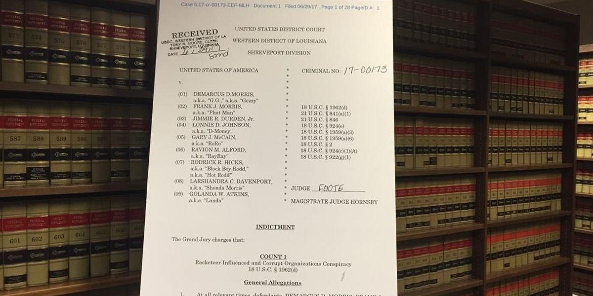 Jury selection ending soon in 'Block Boyz' trial